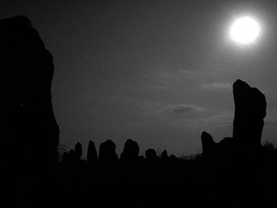 Zorats Karer at full moon