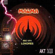 Magma - BBC 1974 - Londres