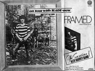The Sensational Alex Harvey Band - Framed