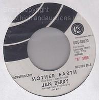 Jan Berry - Mother Earth/Blue Moon Shuffle
